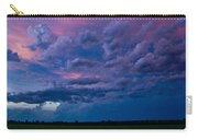 Nebraska Hp Supercell Sunset Carry-all Pouch