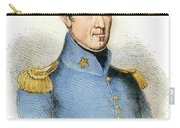 Sam Houston, 1793-1863 Carry-all Pouch