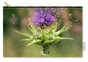Silybum Eburneum Milk Thistle Carry-all Pouch