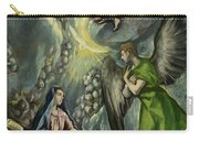 The Annunciation Carry-all Pouch