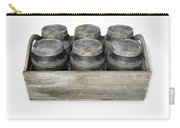 Whiskey Jars In A Crate Carry-all Pouch