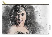 Wonder Woman Carry-all Pouch