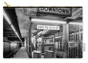 110th Street And Lenox Avenue Station - New York City Carry-all Pouch