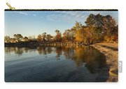 Autumn Beach - The Splendor Of Fall On The Shores Of Lake Ontario Carry-all Pouch