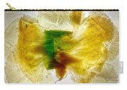 11264 Flower Abstract Series 02 #17 - Carnation Carry-all Pouch