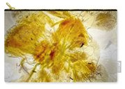 11265 Flower Abstract Series 02 #18 - Carnation 2 Carry-all Pouch