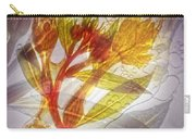 11315 Flower Abstract Series 03 #13 Carry-all Pouch