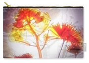 11318 Flower Abstract Series 03 #16 Carry-all Pouch