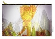 11322 Flower Abstract Series 03 #20 Carry-all Pouch