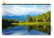 Landscape Definition Nature Carry-all Pouch