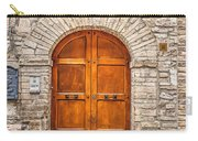 1164 Assisi Italy Carry-all Pouch