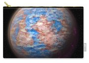 Abstract Planet Carry-all Pouch