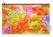 American Beach Cottage Art And Feelings Carry-all Pouch