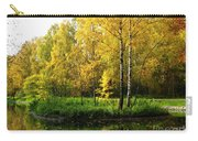 Autumn Landscape Carry-all Pouch