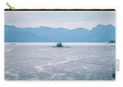 Beautiful Landscape In Alaska Mountains  Carry-all Pouch
