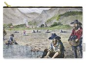 California Gold Rush Carry-all Pouch