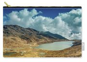 Elephant Lake, Kupup Valley, Sikkim, India Carry-all Pouch