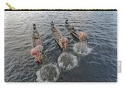 Fisherman Inle Lake - Myanmar Carry-all Pouch