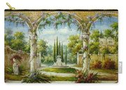 Italian Historical Villas Carry-all Pouch