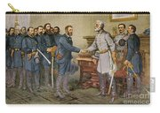 Lees Surrender 1865 Carry-all Pouch by Granger