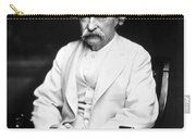Samuel Langhorne Clemens Carry-all Pouch
