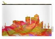Tucson Arizona Skyline Carry-all Pouch
