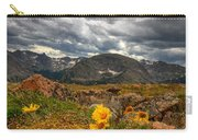 12000 Foot Flower Carry-all Pouch