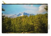 Landscape Paintings Canvas Prints Nature Art  Carry-all Pouch