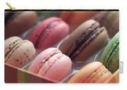 French Macaron Rainbow Carry-all Pouch