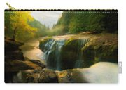 Nature Art Landscape Canvas Art Paintings Oil Carry-all Pouch