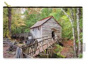 1267 Great Smoky Mountain Cable Mill Carry-all Pouch