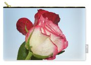 Two Roses Carry-all Pouch