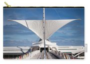 1273 Milwaukee Museum Of Art Carry-all Pouch