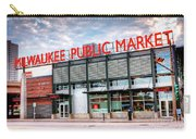 1275 Milwaukee Public Market Carry-all Pouch