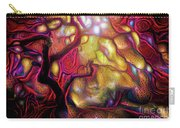 13 Abstract Japanese Maple Tree Carry-all Pouch