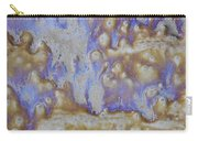 13. Cascade Brown Glaze Painting Carry-all Pouch