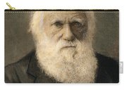 Charles Robert Darwin, 1809-1882 Carry-all Pouch