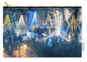 Christmas Light Bokeh At Daniel Stowe Gardens Belmont North Caro Carry-all Pouch