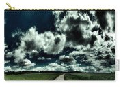 Framed Landscape Art Carry-all Pouch