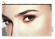 Gal Gadot Poster Carry-all Pouch