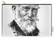 George Bernard Shaw Carry-all Pouch