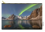 Hamnoy Lofoten - Norway Carry-all Pouch
