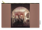 Jlm-1820-henry Sargent-the Dinner Party 782x1024 Henry Sargent Carry-all Pouch