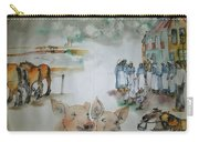 Land Of Clogs And Windmill Album Carry-all Pouch