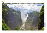 Oil Paintings Landscapes Carry-all Pouch