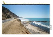 Pacific Ocean Big Sur Coatal Beaches And Landscapes Carry-all Pouch