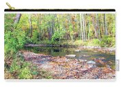 Pennsylvania Stream In Autumn Carry-all Pouch