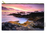 Scenery Oil Paintings On Canvas Carry-all Pouch