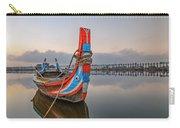 U Bein Bridge - Myanmar Carry-all Pouch