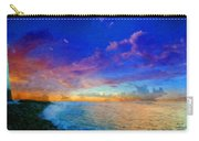 Oil Paintings Art Landscape Nature Carry-all Pouch